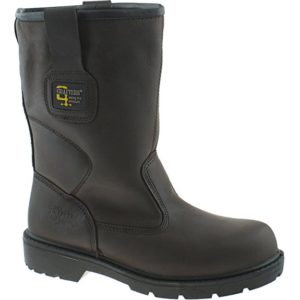 grafter rigger boots with ankle support
