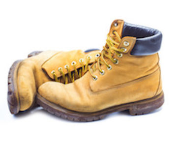 types of work boots protection
