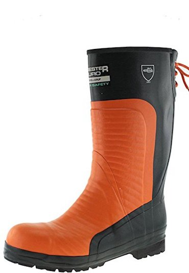 best chainsaw safety boots